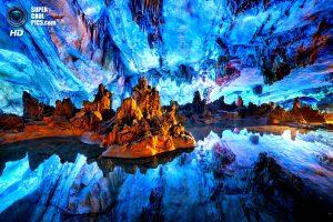 загадка пещеры тростниковой флейты