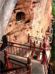 лестницы майджишана
