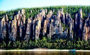 ленские столбы туруук хайалара