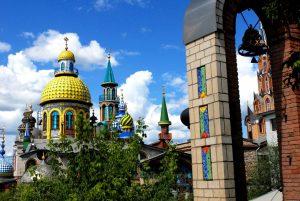 строения вселенского храма