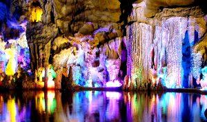 психоделическая пещера