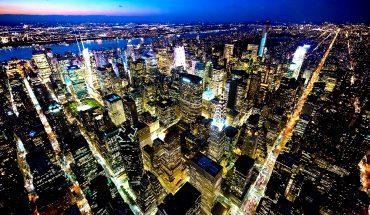 нью-йорк в средней части