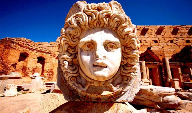 статуя лептис магны