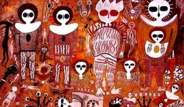 фрески догонов