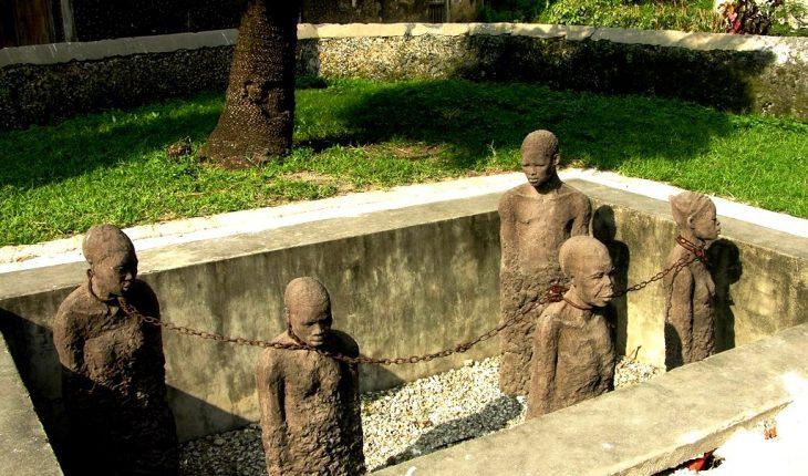 рабы каменного города