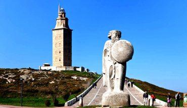 статуя и маяк