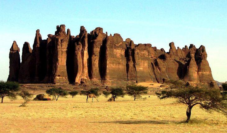 плато эннеди