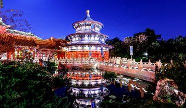 храм неба