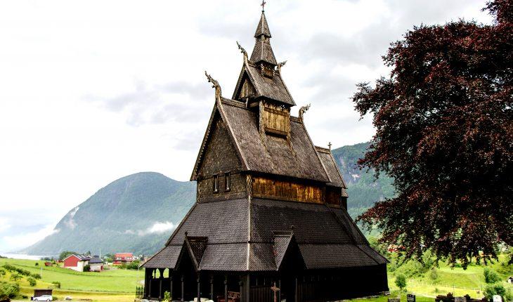 деревянная церковь норвегии