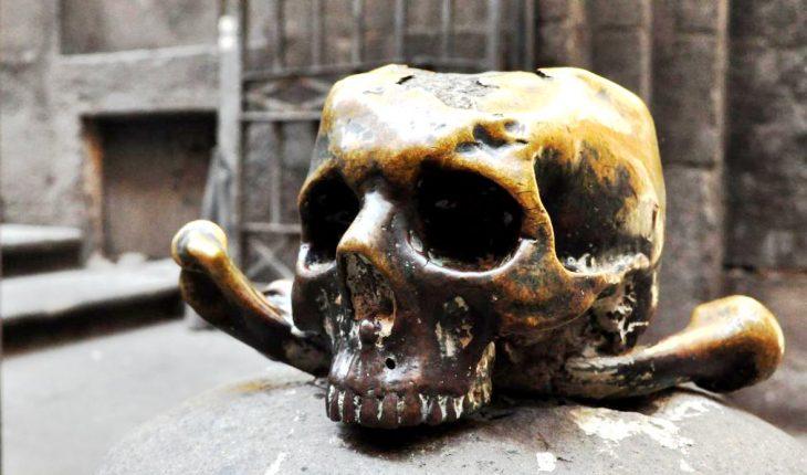 церковь черепов