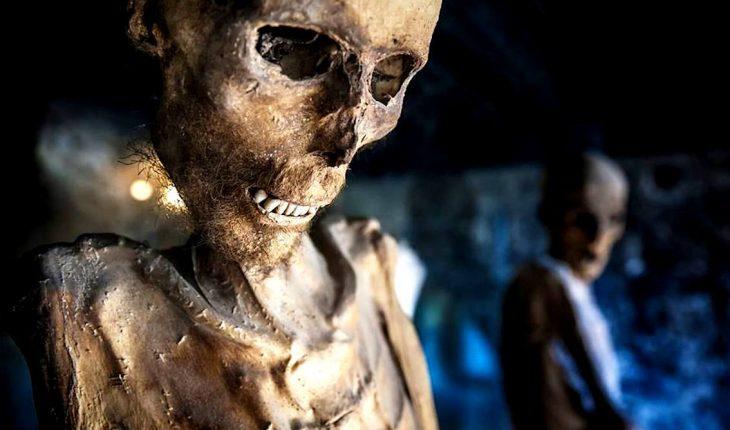 ферентилло мумии