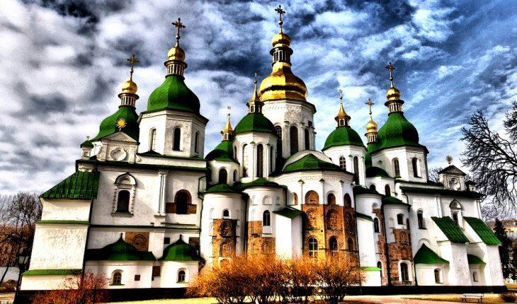 святая софия киевская